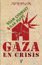 Portada del libro Gaza en crisis