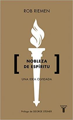 Portada del libro Nobleza de espíritu