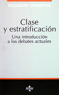Portada del libro Clase y estratificacion Una introduccion a los debates actua