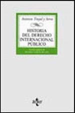 Portada del libro Historia del Derecho Internacional publico