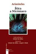 Portada del libro Ética a Nicómaco