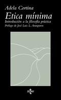 Portada del libro Ética mínima: Introducción a la filosofía práctica