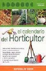 Portada del libro El calendario del horticultor