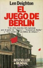 Portada del libro El juego de Berlín