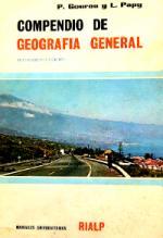 Portada del libro Compendio de Geografía General