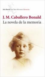 Portada del libro La novela de la memoria
