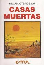 Portada del libro Casas Muertas
