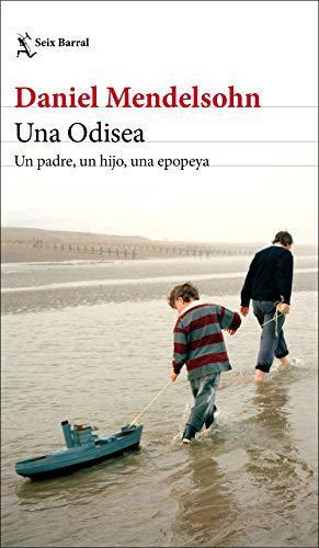 Portada del libro Una Odisea Un padre, un hijo, una epopeya