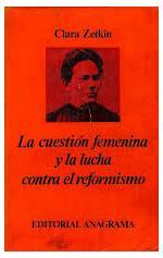 Portada del libro La cuestión femenina y la lucha contra el reformismo