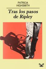 Portada del libro Tras los pasos de Ripley