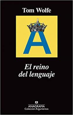 Portada del libro El reino del lenguaje