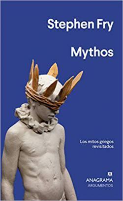 Portada del libro Mythos. Los mitos griegos revisitados