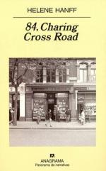 Portada del libro 84, Charing Cross Road