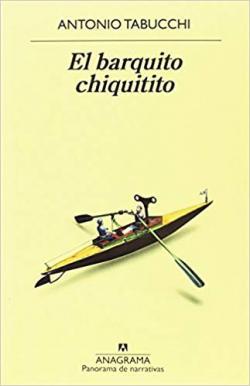 Portada del libro El barquito chiquitito