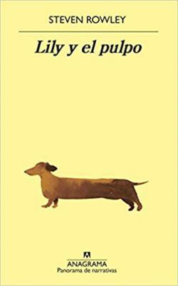 Portada del libro Lily y el pulpo