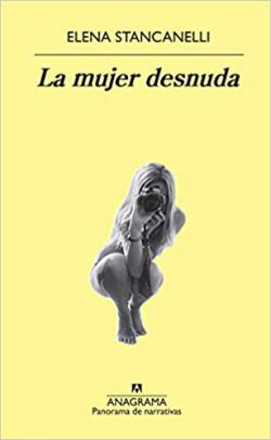 Portada del libro La mujer desnuda