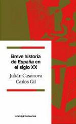 Portada del libro Historia de España en el siglo XX