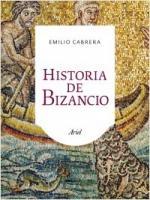 Portada del libro Historia de Bizancio