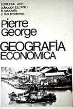 Portada del libro Geografía Económica