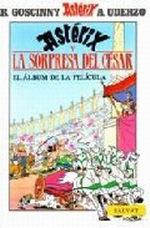 Portada del libro Asterix y la sorpresa del César