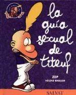 Portada del libro Guia sexual de Titeuf, Ed Salvat