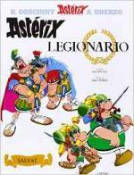 Portada del libro Astérix legionario