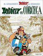 Portada del libro Astérix en Córcega