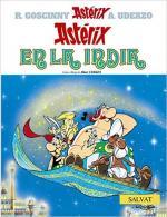 Portada del libro Astérix en la India