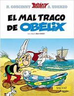 Portada del libro El mal trago de Obélix