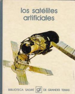 Portada del libro Los satélites artificiales