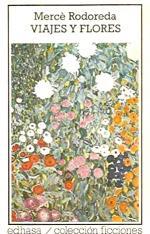 Portada del libro Viajes y flores