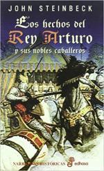 Portada del libro Los hechos del Rey Arturo y sus nobles caballeros