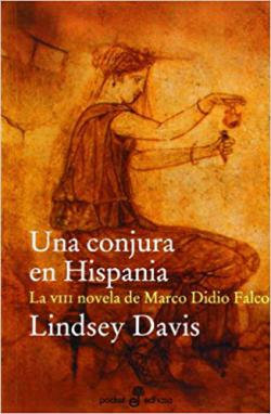 Portada del libro Una conjura en Hispania