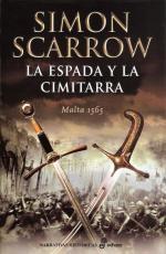 Portada del libro La espada y la cimatarra
