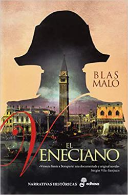 Portada del libro El veneciano