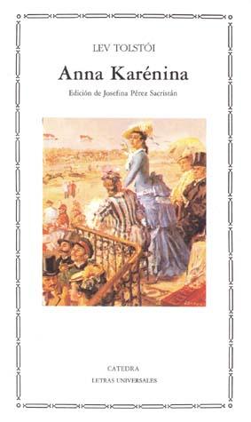Portada del libro Anna Karenina