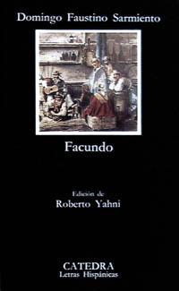 Portada del libro Facundo