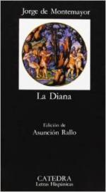 Portada del libro La Diana (Los siete libros de la Diana)