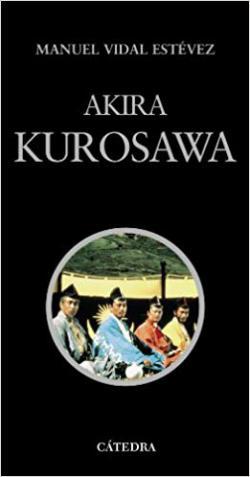 Portada del libro Akira Kurosawa