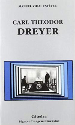 Portada del libro Carl Theodor Dreyer