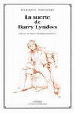 Portada del libro La suerte de Barry Lyndon Romance del siglo pasado