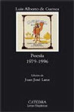 Portada del libro Poesia 1979-1996