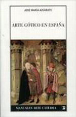 Portada del libro Arte gotico en España