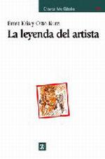 Portada del libro La leyenda del artista