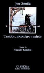 Portada del libro Traidor, incofeso y mártir