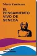 Portada del libro El pensamiento vivo de Seneca