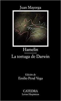 Portada del libro La tortuga de Darwin