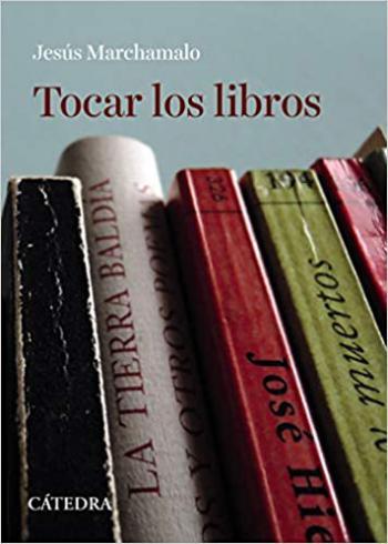 Portada del libro Tocar los libros