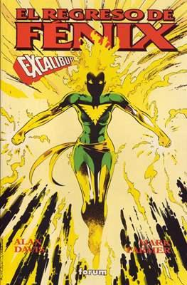 Portada del libro Excalibur: El regreso de Fénix