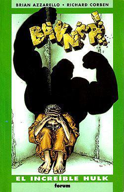 Portada del libro El Increíble Hulk: Banner